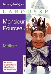 Jean-Baptiste Molière (Poquelin dit) - Monsieur de Pourceaugnac.