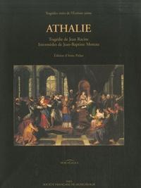 Jean-Baptiste Moreau et Anne Piéjus - Athalie.