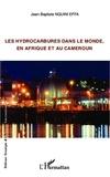 Jean-Baptiste Nguini Effa - Les hydrocarbures dans le monde, en Afrique et au Cameroun.