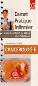 Jean-Baptiste Robin - Cancérologie.