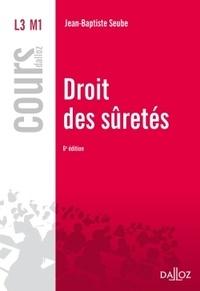 Droit des sûretés 2012 - Jean-Baptiste Seube pdf epub