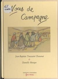Jean-Baptiste Toussaint Chavanat et Danielle Murgue - Noces de campagne.