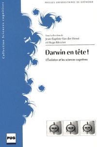Darwin en tête !- L'évolution et les sciences cognitives - Jean-Baptiste Van der Henst |