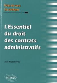 Lessentiel du droit des contrats administratifs.pdf