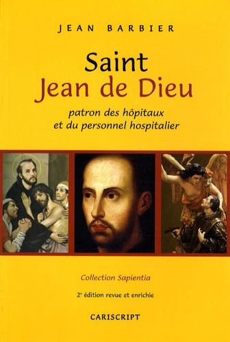 Jean Barbier - Saint Jean de Dieu - Patron des hôpitaux et du personnel hospitalier.