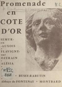 Jean Barthomeuf et  Bourgeois - Promenade en Côte d'Or.