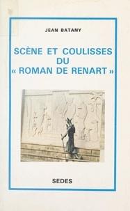 """Jean Batany et Michel Zink - Scène et coulisses du """"Roman de Renart""""."""