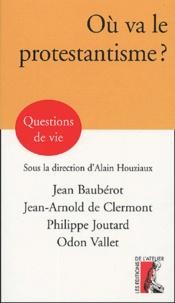 Jean Baubérot et Jean-Arnold de Clermont - Où va le protestantisme ?.