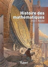 Jean Baudet - Histoire des mathématiques.