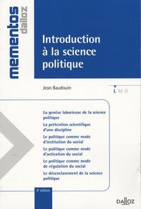 Galabria.be Introduction à la science politique Image