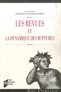 Deedr.fr Les revues et la dynamique des ruptures Image