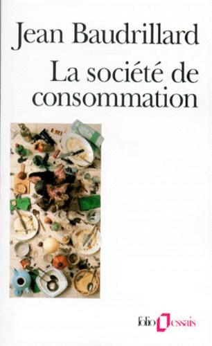 Baudrillard La Société De Consommation