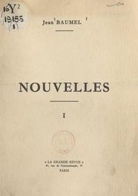 Jean Baumel - Nouvelles (1).