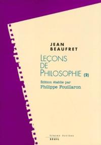 Jean Beaufret - .