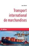 Jean Belotti - Transport international de marchandises.