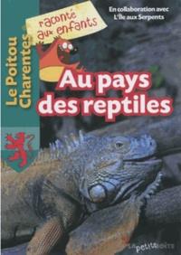 Jean-Benoît Durand - Au pays des reptiles.