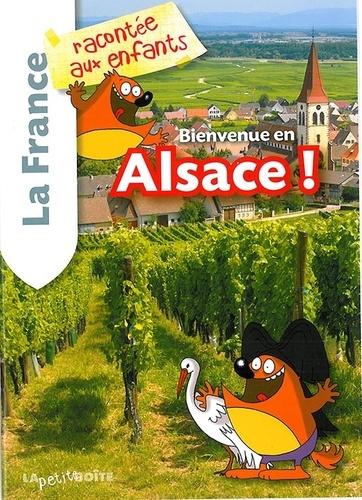 Jean-Benoît Durand - Bienvenue en Alsace !.