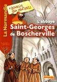 Jean-Benoît Durand - L'abbaye Saint-Georges de Boscherville.