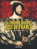 Jean-Benoît Durand - La chronologie des Rois de France.
