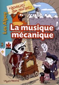 Jean-Benoît Durand - La musique mécanique.