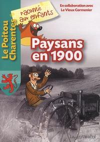 Jean-Benoît Durand - Paysans en 1900.