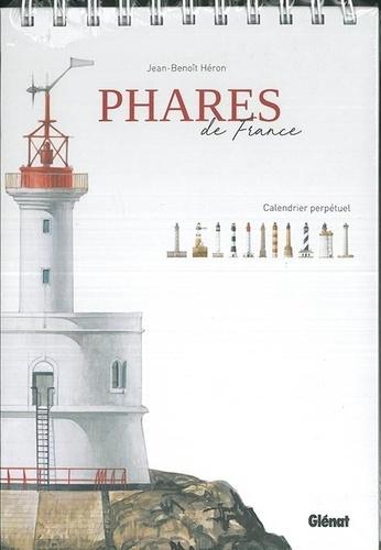 Phares de France. Calendrier perpétuel