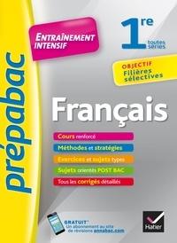 Jean-Benoît Hutier et Florian Pennanech - Français 1re toutes séries.