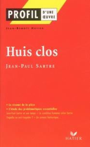 Jean-Benoît Hutier - .
