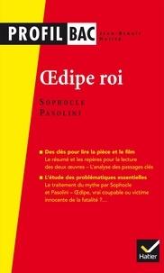 Jean-Benoît Hutier - Oedipe roi - Sophocle (entre 430 et 420 av. J.-C.), Pier Paolo Pasolini (1967).