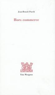 Jean-Benoît Puech - Hors commerce.