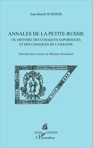 Accentsonline.fr Annales de la Petite-Russie - Ou histoire des cosaques saporogues et des cosaques de l'Ukraine Image