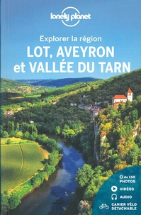 Jean-Bernard Carillet et Olivier Cirendini - Lot, Aveyron et vallée du Tarn. 1 Plan détachable