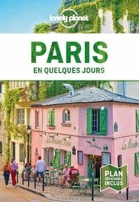 Jean-Bernard Carillet et Catherine Le Nevez - Paris en quelques jours. 1 Plan détachable