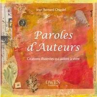 Jean-Bernard Chardel - Paroles d'auteurs.