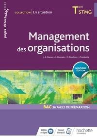 Jean-Bernard Ducrou et Lucie Liversain - Management des organisations Tle STMG - Livre de l'élève.