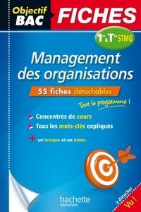 Jean-Bernard Ducrou - Objectif Bac Fiches Management 1re Et Term STMG.