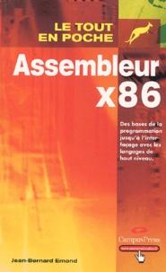 Jean-Bernard Emond - Assembleur x86.