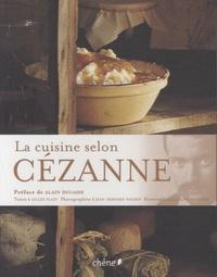 Jean-Bernard Naudin - La Cuisine selon Cézanne.