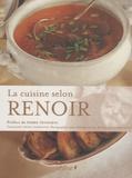 Jean-Bernard Naudin et Jean-Michel Charbonnier - La Cuisine selon Renoir.