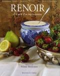 Jean-Bernard Naudin et Jacqueline Saulnier - Renoir - A la table d'un impressionniste.
