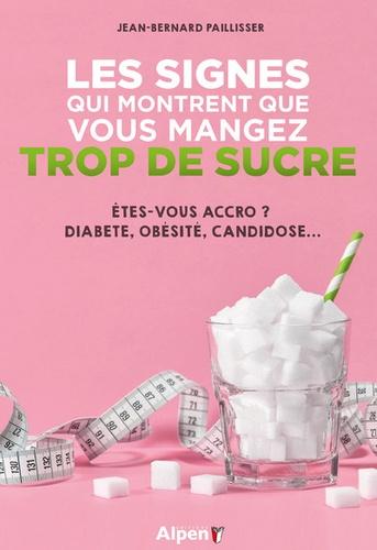 Les signes qui montrent que vous mangez trop de sucre. Etes-vous accro ? Diabète, obésité, candidose