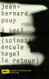 Jean-Bernard Pouy - À sec !.