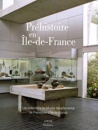 Jean-Bernard Roy - Préhistoire en île de France - Les collections du Musée départemental de Préhistoire.