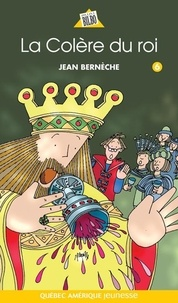 Jean Bernèche - Mathieu  : Mathieu 06 - La Colère du roi.