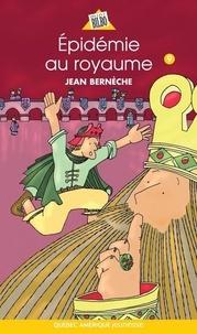 Jean Bernèche - Mathieu  : Mathieu 09 - Épidémie au royaume.