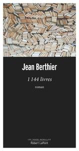 Jean Berthier - 1144 livres.