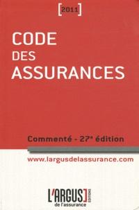 Code des assurances 2011 commenté.pdf