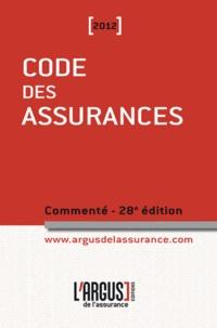 Jean Bigot - Code des assurances 2012 commenté.