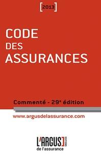Jean Bigot - Code des assurances 2013 commenté.