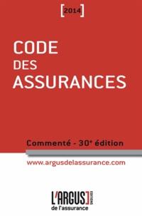 Jean Bigot - Code des assurances 2014 commenté.